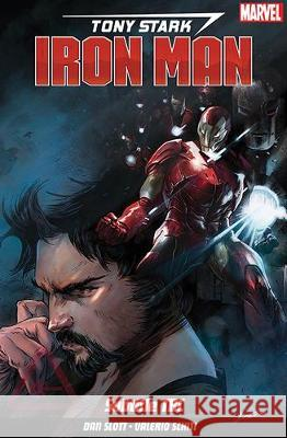 Tony Stark: Iron Man Vol. 1: Self-made Man Dan Slott 9781846539497 Panini Publishing Ltd