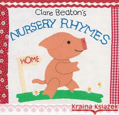 Clare Beaton's Nursery Rhymes Clare Beaton 9781846864728 0