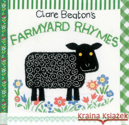 Clare Beaton's Farmyard Rhymes Clare Beaton 9781846867361 0