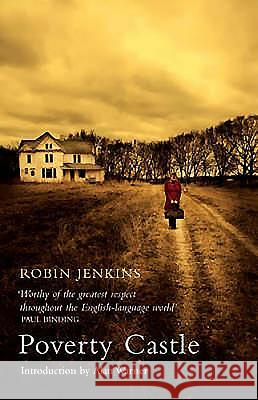 Poverty Castle Robin Jenkins 9781846970153