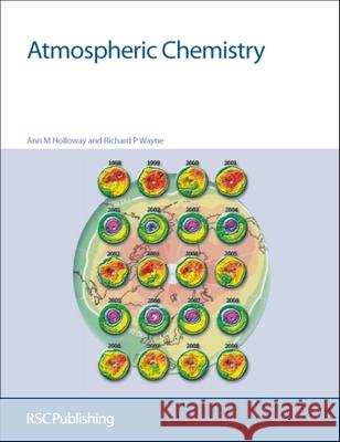 Atmospheric Chemistry: Rsc Richard Wayne 9781847558077