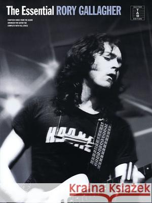 The Essential Rory Gallagher  9781847723819