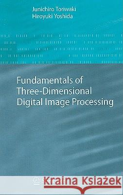 Fundamentals of Three-dimensional Digital Image Processing Junichiro Toriwaki Hiro Yoshida 9781848001725