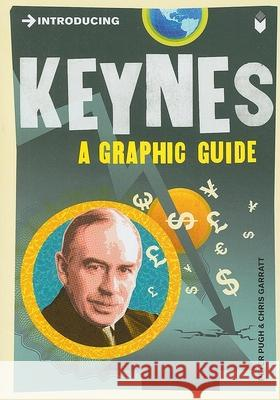Introducing Keynes: A Graphic Guide Peter Pugh 9781848310650