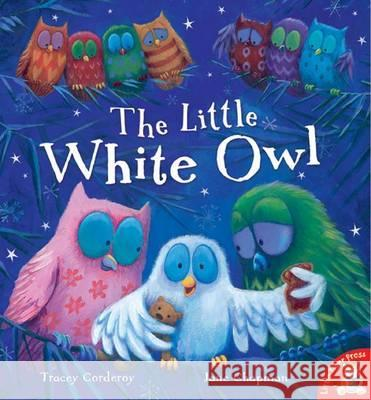 The Little White Owl Tracey Corderoy 9781848950863