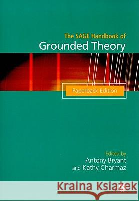 The Sage Handbook of Grounded Theory A Bryant 9781849204781 0