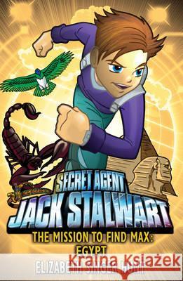 Jack Stalwart: The Mission to find Max : Egypt: Book 14 Elizabeth Hunt 9781849413077