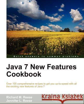 Java 7 New Features Cookbook  9781849685627
