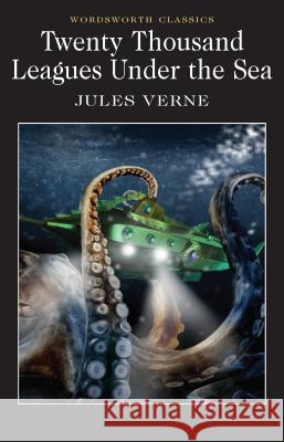 Twenty Thousand Leagues Under the Sea Verne Jules 9781853260315 0