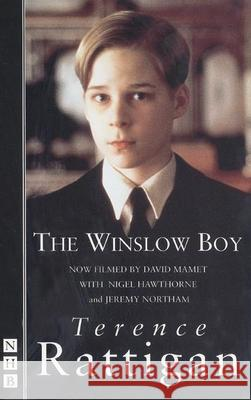 The Winslow Boy Terence Rattigan 9781854594679