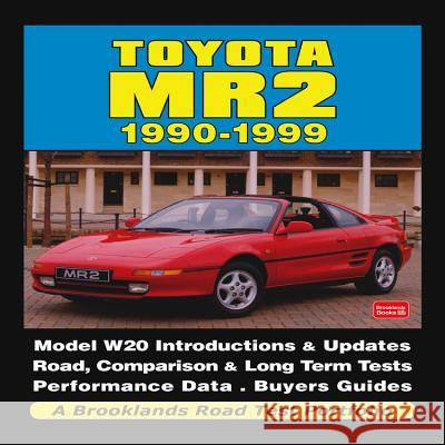 Toyota Mr2 1990-1999  9781855209404