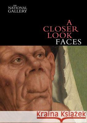 A Closer Look: Faces Alexander Sturgis 9781857094640