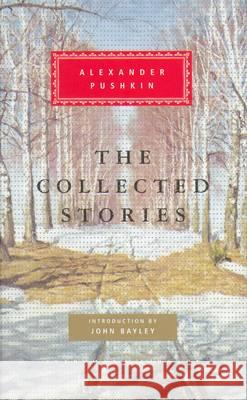 Collected Stories A Pushkin 9781857152517 0