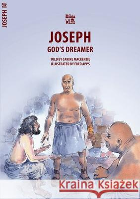 Joseph: God's Dreamer Christian Focus Publications             Carine Mackenzie 9781857923438