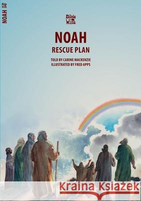 Noah: The Rescue Plan Carine Mackenzie 9781857924664