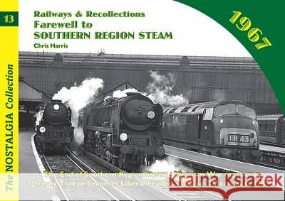 Railways and Recollections Chris Harris 9781857943368