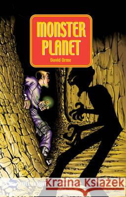 MONSTER PLANET David Orme 9781858803777