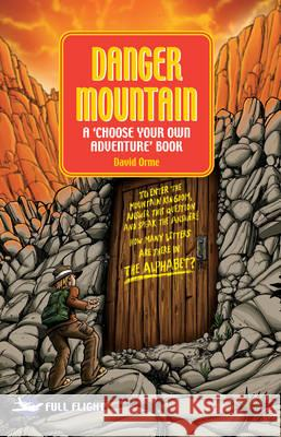 DANGER MOUNTAIN David Orme 9781858803791
