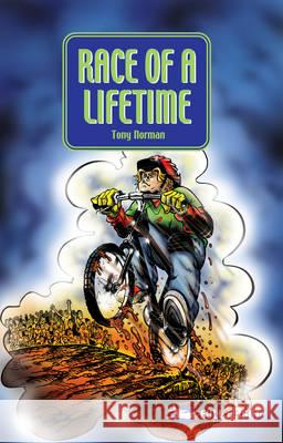 RACE OF A LIFETIME Tony Norman 9781858809267