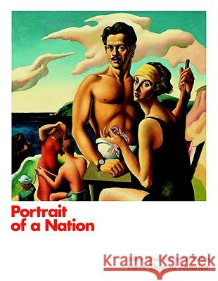 Portrait of a Nation: Men and Women Who Have Shaped America Merrell 9781858943459