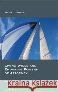 Living Wills and Enduring Powers of Attorney &. B. Fairweather 9781859418567