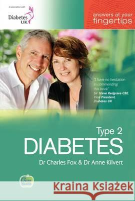 Type 2 Diabetes Answers at Your Fingertips Charles Fox 9781859593233