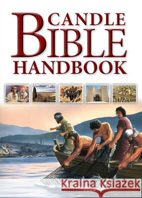 Candle Bible Handbook Terry Jean Day Carol Smith 9781859855867