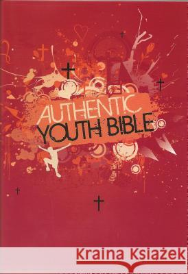 ERV Authentic Youth Bible Red   9781860248184