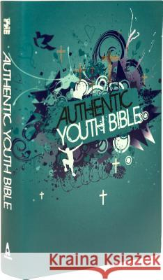 ERV Authentic Youth Bible Teal   9781860248191