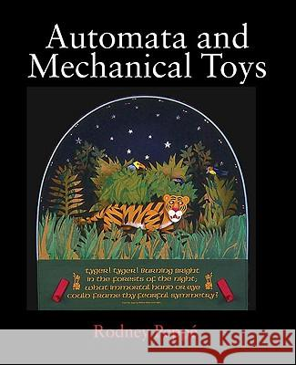 Automata and Mechanical Toys Rodney Peppe 9781861265104