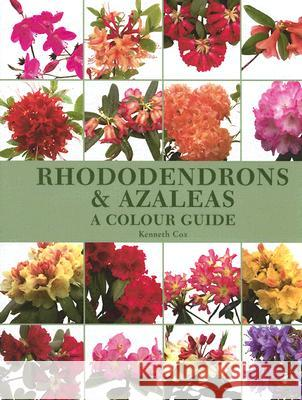 Rhododendrons & Azaleas: A Colour Guide Kenneth Cox 9781861267849