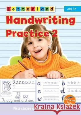 Handwriting Practice Lisa Holt 9781862097766