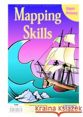 Mapping Skills: 10 to 12 Years  9781864001334
