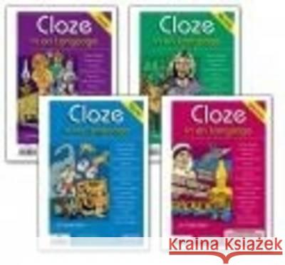 CLOZE IN ON LANGUAGE UPPER George Moore 9781864002812