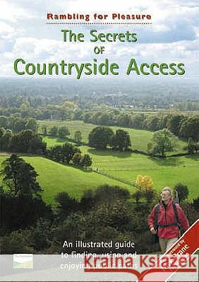 SECRETS OF COUNTRYSIDE ACCESS Dave Ramm 9781874258209