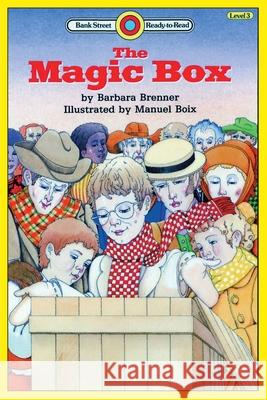 The Magic Box: Level 3 Barbara Brenner Manuel Boix 9781876966188