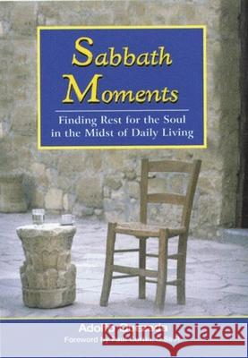 Sabbath Moments Adolfo Quezada 9781878718808