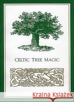 Celtic Tree Magic Elizabeth Pepper 9781881098133