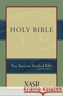 Text Bible-NASB Foundation Publication Inc 9781885217721