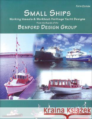 Small Ships Jay R. Benford 9781888671414