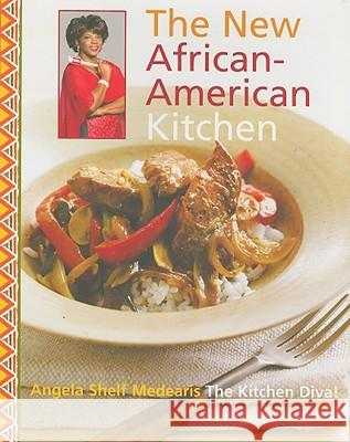 The New African-American Kitchen Angela Shelf Medearis 9781891105395