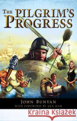 The Pilgrim's Progress John Bunyan 9781893345904