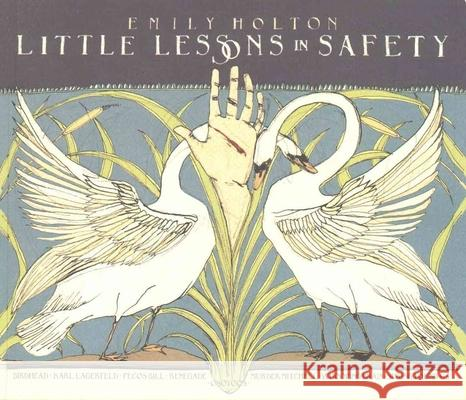 Little Lessons in Safety Emily Holton 9781894994224