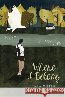 Where I Belong Tara White 9781896580777 Tradewind Books