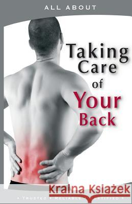 All about Taking Care of Your Back Laura Flyn 9781896616759
