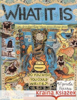 What It Is Lynda Barry 9781897299357