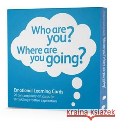 Who are You? Where are You Going?: Emotional Learning Cards: Set 2 Iniva Creative Learning A Space  9781899846559 Institute of International Visual Arts (INIVA