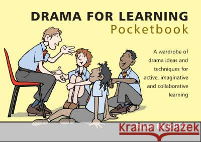 Drama for Learning  Pocketbook  Radcliffe, Brian 9781903776773