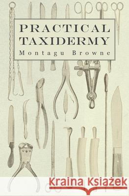 Practical Taxidermy - A Manual of Instruction To The Amateur In Collecting, Preserving, And Setting Up Natural History Specimens of All Kinds Montagu Browne 9781905124367