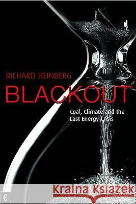 BLACKOUT Richard Heinberg 9781905570201
